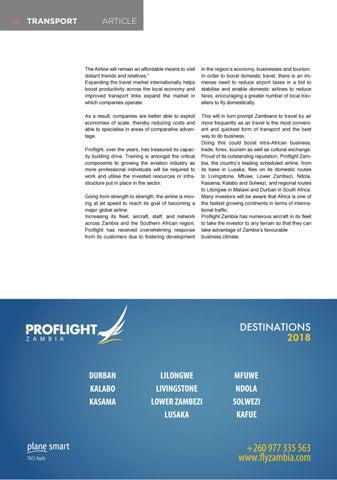 Page 132 of Zambia Tourism