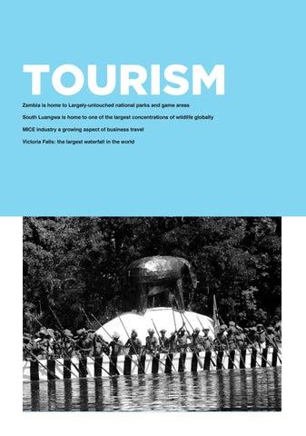 Page 133 of Zambia Tourism
