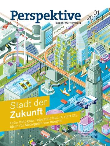Perspektive Baden-Württemberg 01/2018 by Baden-Württemberg Stiftung ...