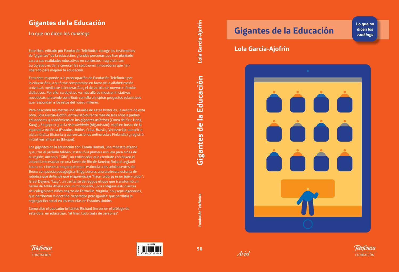 Gigantes de la educacion by Jhon Cordova Cordova Chavez - issuu