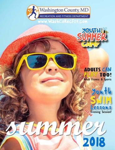 1718d70d332 Summer 2018 Activities Brochure by Washington County Recreation ...