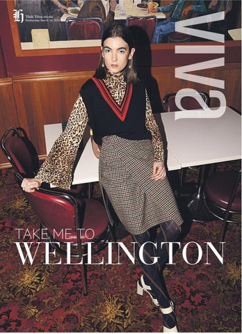 ab29fee278e NZ Herald Viva 28th March - Wellington Feature by NZME. - issuu