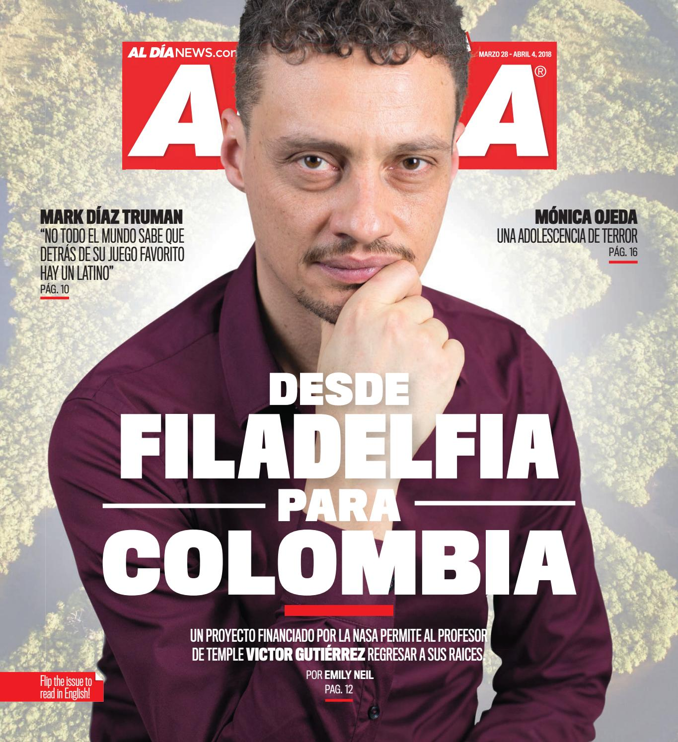 AL DÍA NEWS March 28 - April 4, 2018 by AL DÍA NEWS - issuu