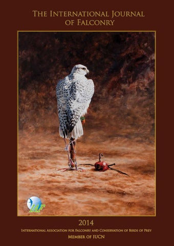The International Journal Of Falconry 2014 By Robert Zmuda Issuu