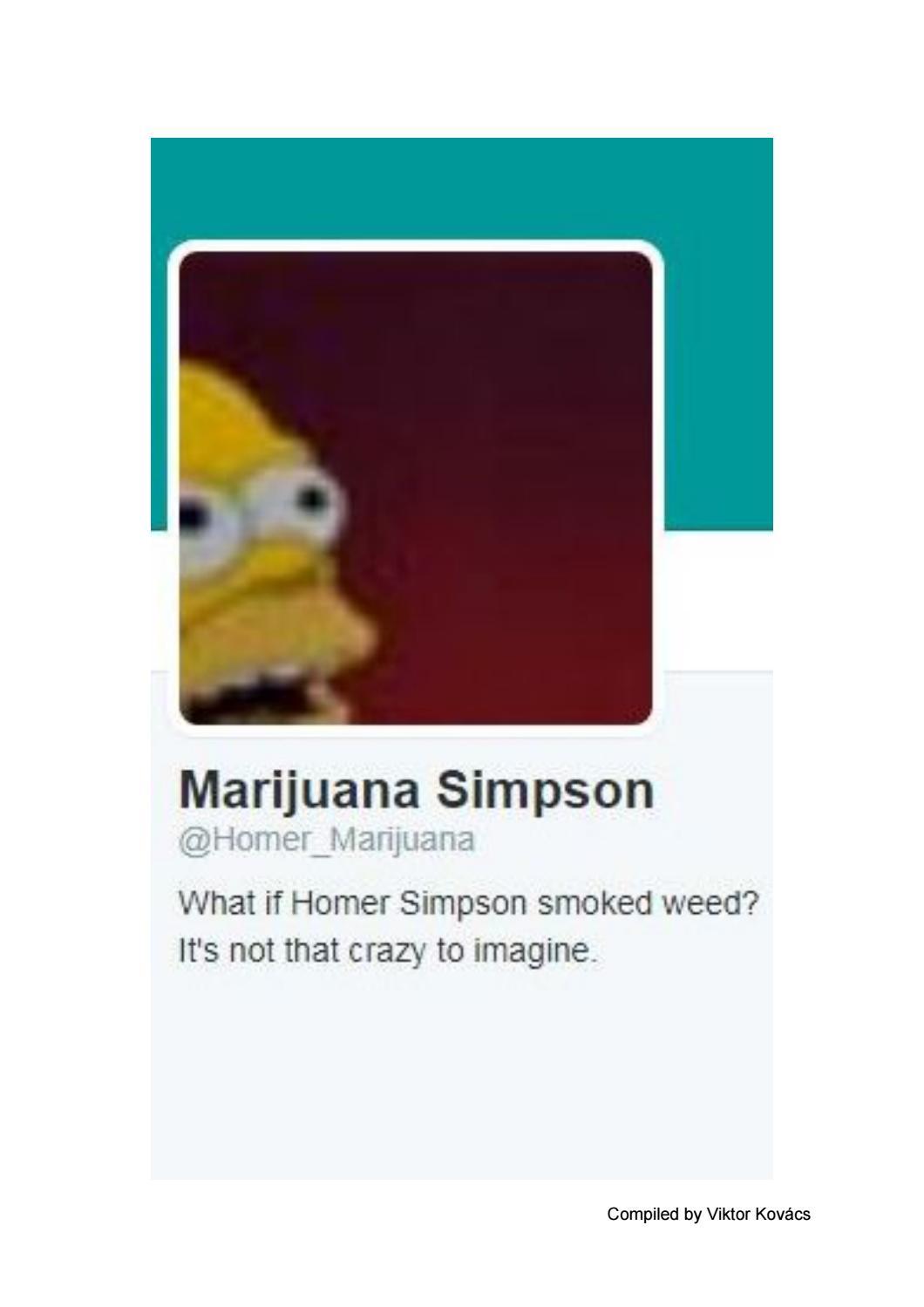Bart Fucks Milhouse marijuana simpsonviktor kovács - issuu