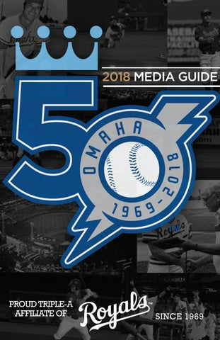 low priced 51409 59b4a 2018 Omaha Storm Chasers Media Guide by Omaha Storm Chasers - issuu