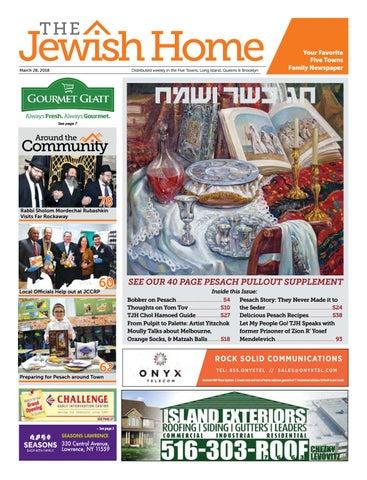 Five Towns Jewish Home - 3-28-18 by Yitzy Halpern - issuu
