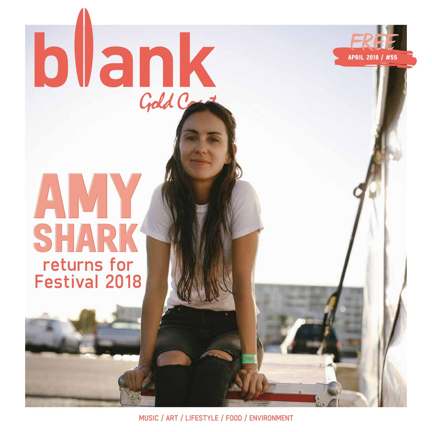 Blank Gold Coast issue #55 – April 2018 by blankgc - issuu