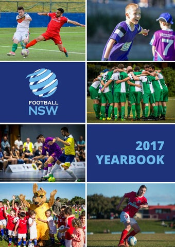 2017 Yearbook Football Nsw By Football Nsw Issuu