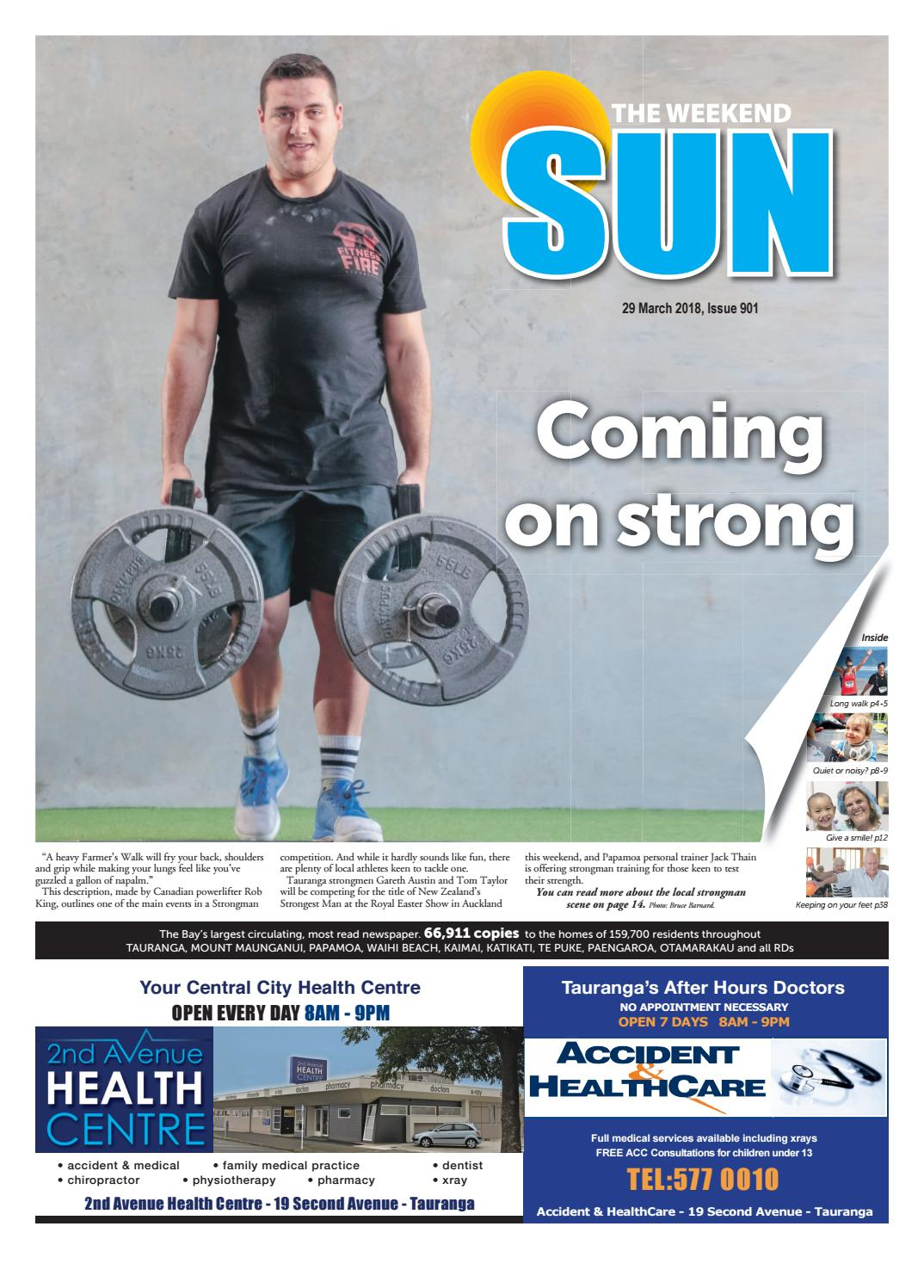 The Weekend Sun 29 March 2018 by SunLive - issuu