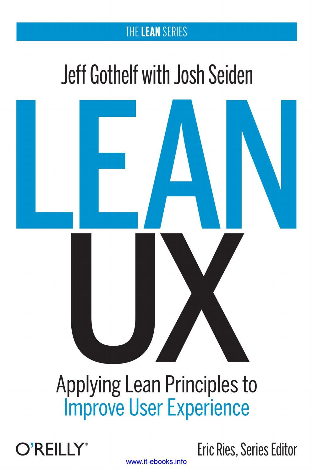 Lean ux by Philip Parag Sen - issuu