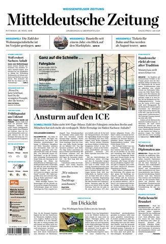 MZ Weissenfels Ausgabe 28 03 2018 by Mediengruppe Mitteldeutsche ...