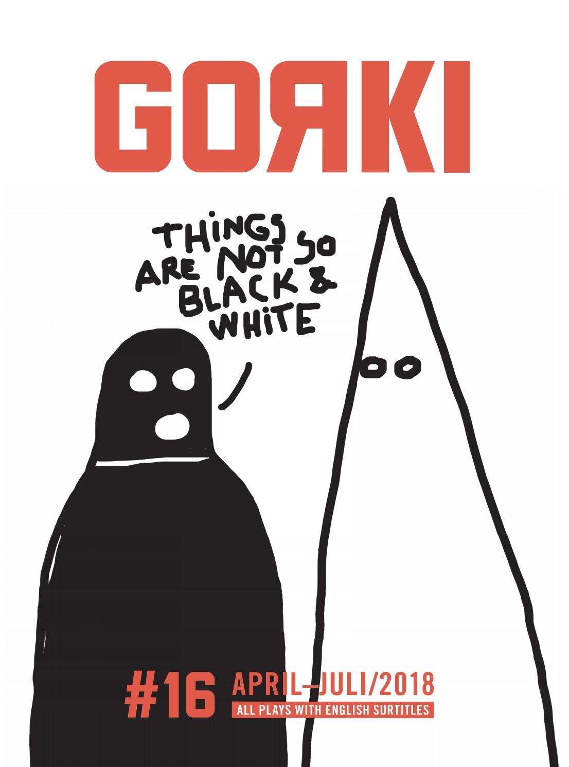 GORKI #16 - Spielzeitheft by Maxim Gorki Theater - issuu
