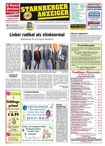 KW 13-2018 by Wochenanzeiger Medien GmbH - issuu