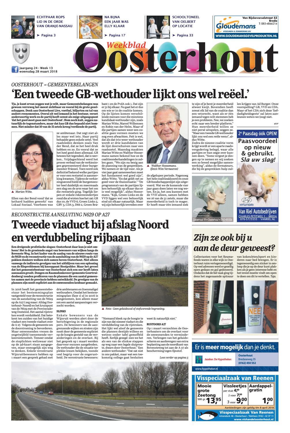 Weekblad Oosterhout 28-03-2018 by Uitgeverij Em de Jong - issuu a52ce209cc