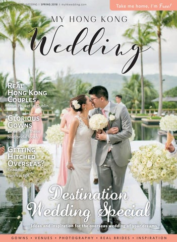 9edcd6210343 My Hong Kong Wedding Spring 2018 by Liv Media Limited - issuu