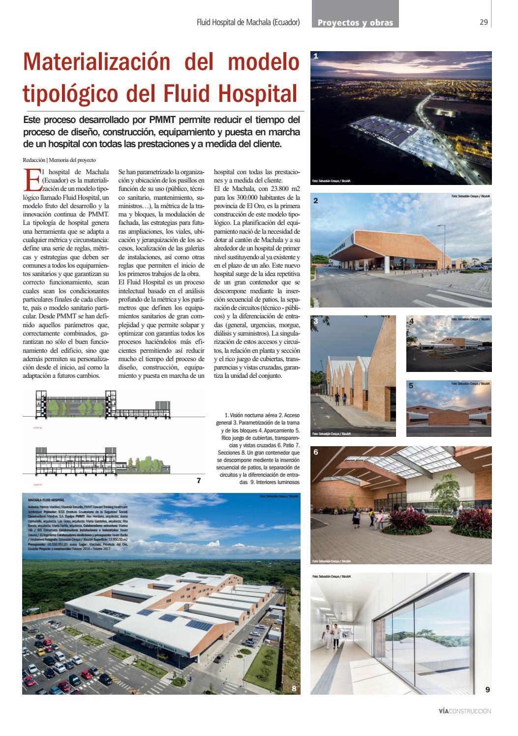 Vía Construcción 138, marzo 2018 by Grupo Vía - issuu