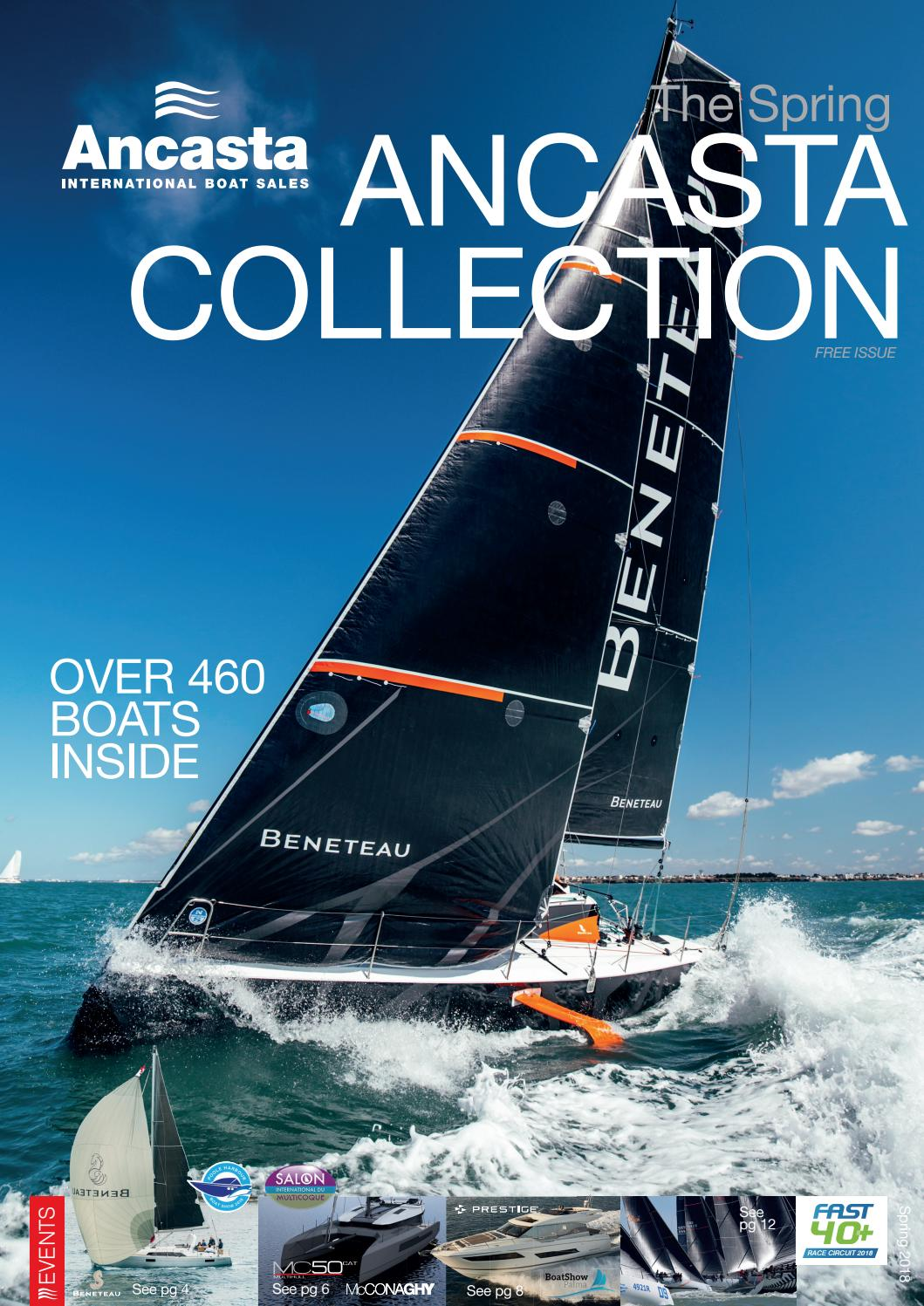 18 Ancasta Spring Collection by Ancasta International Boat