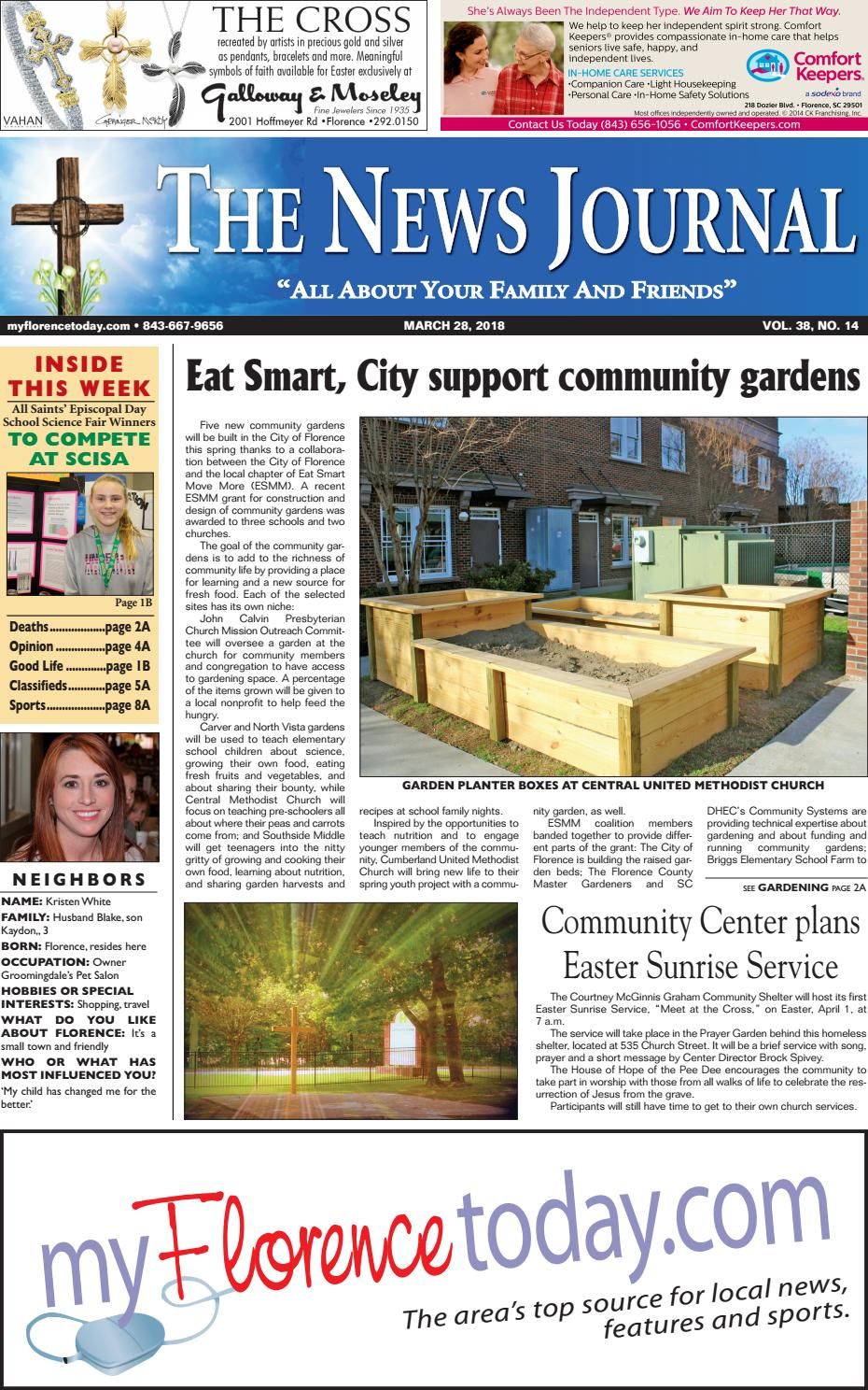 Flo 3:28 by The News Journal - issuu