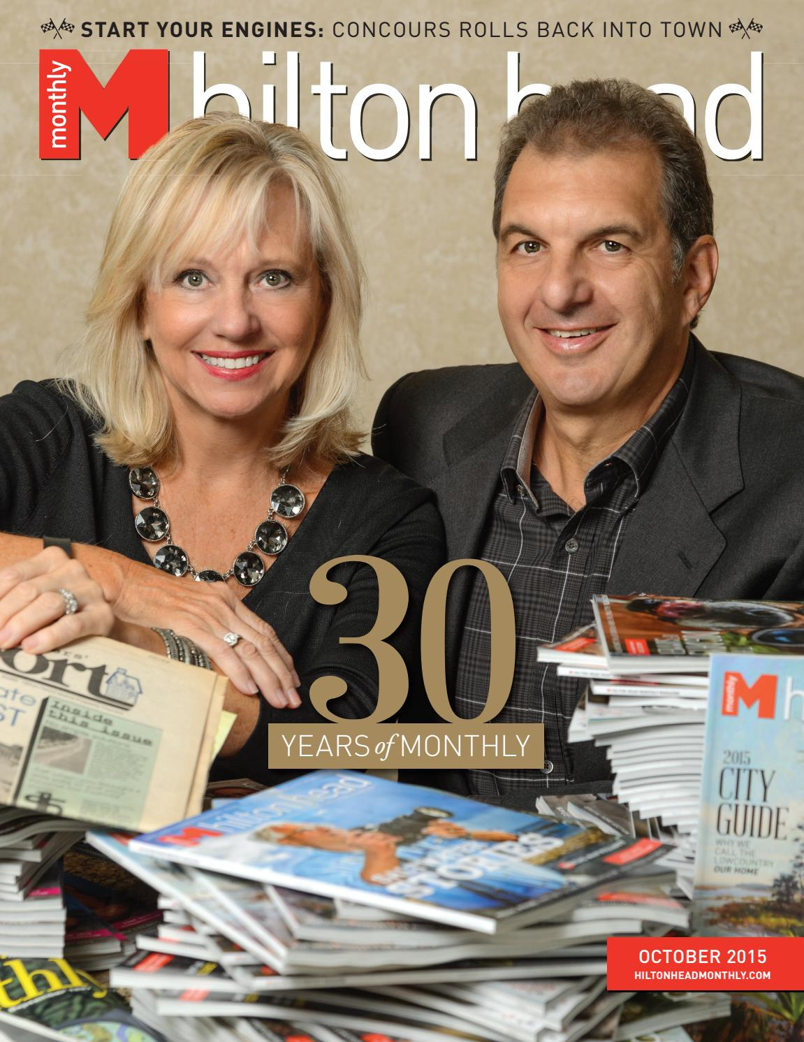 Hilton Head Monthly October 2015 by Hilton Head Monthly - issuu