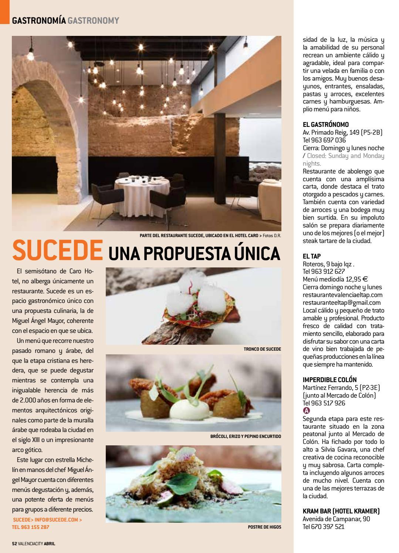 City Abril Web By Valencia City Issuu
