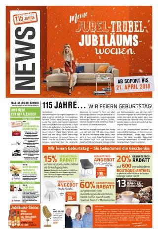 5d198e84e815b2 Schmids Domino HC - Zeitung 115 Jahre by Perspektive Werbeagentur ...