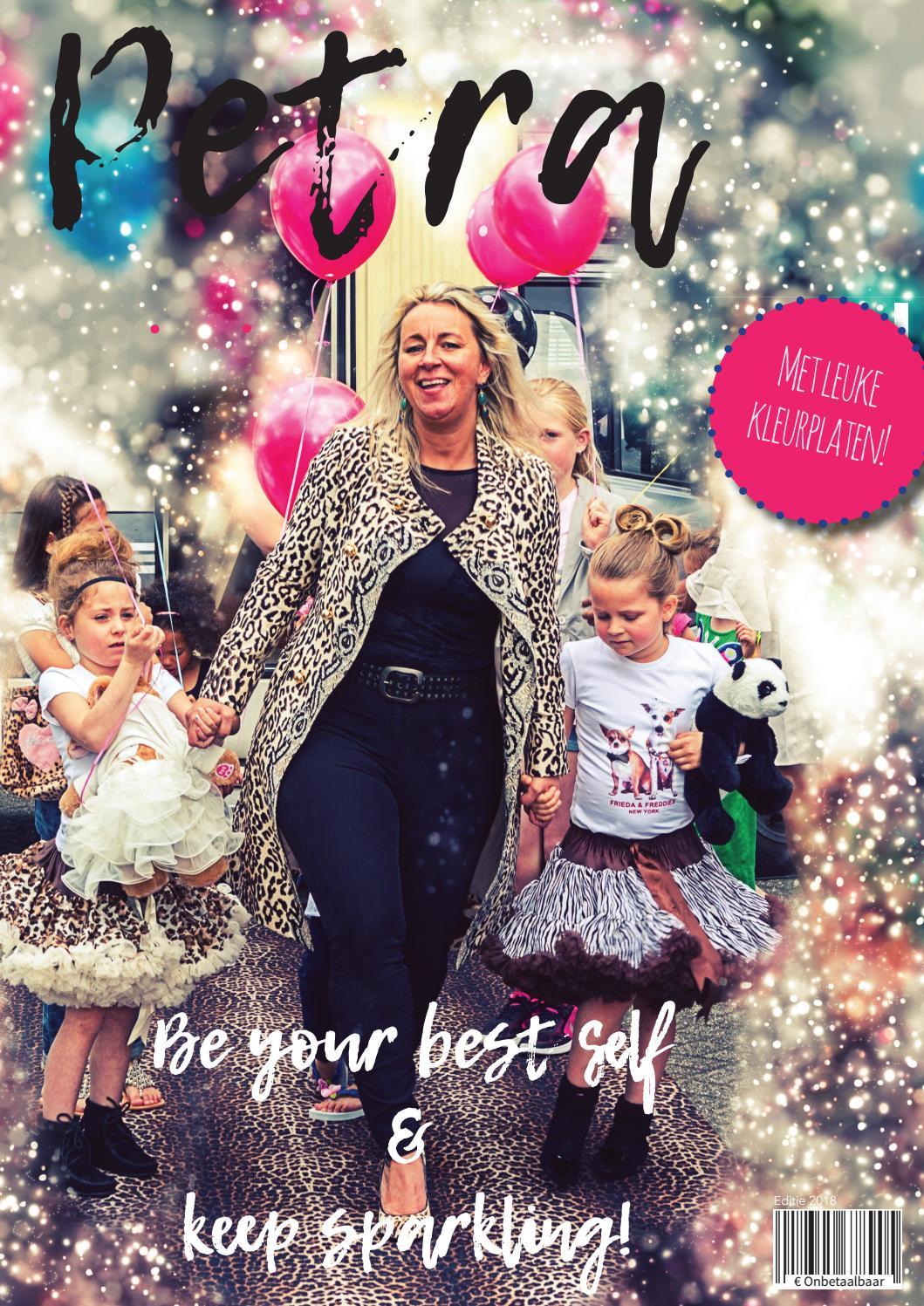 Kleurplaten Verjaardag Buurvrouw.Petra Magazine Kidsstore More By Susan Van Dijk Issuu