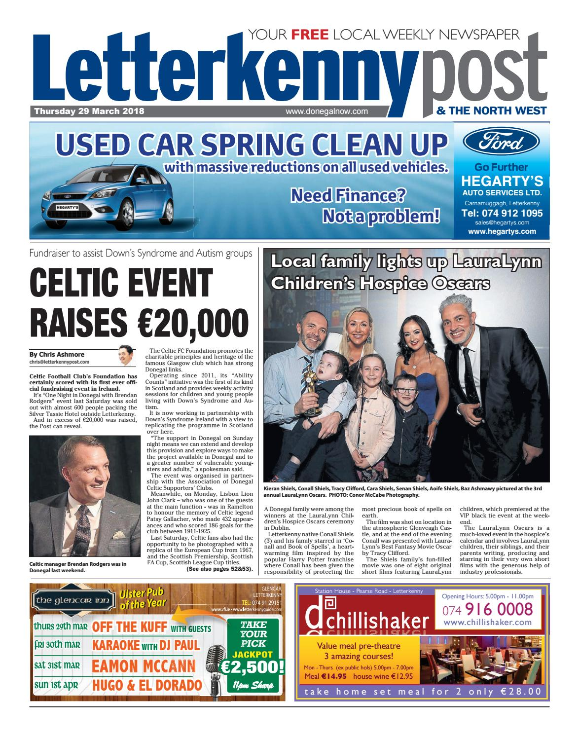 Letterkenny post 29 03 2018 by River Media Newspapers - issuu
