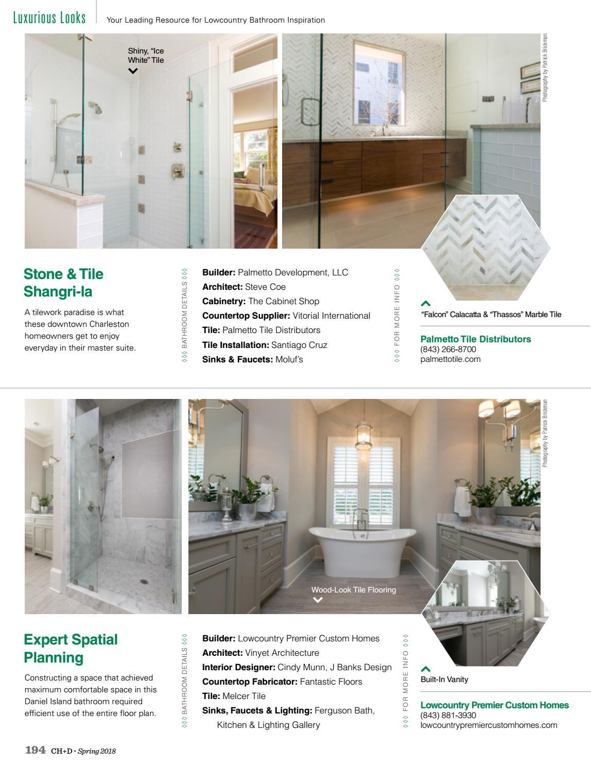 Charleston Home Design Magazine Secret Garden and Interior Design ...