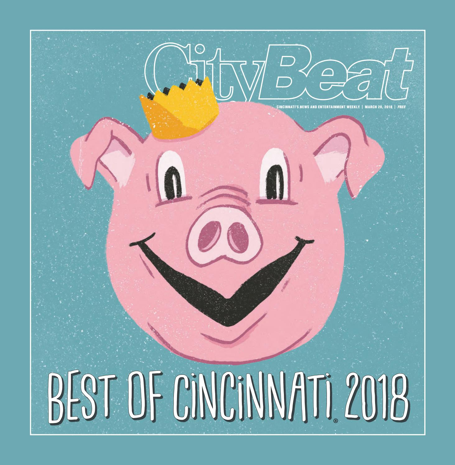 reputable site 16375 9e1de Best of Cincinnati® 2018 by Cincinnati CityBeat - issuu