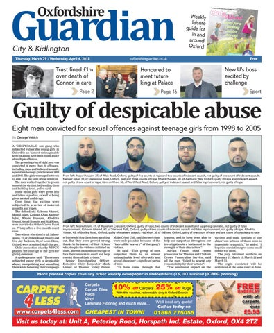 29 march 2018 oxfordshire guardian city by Taylor Newspapers