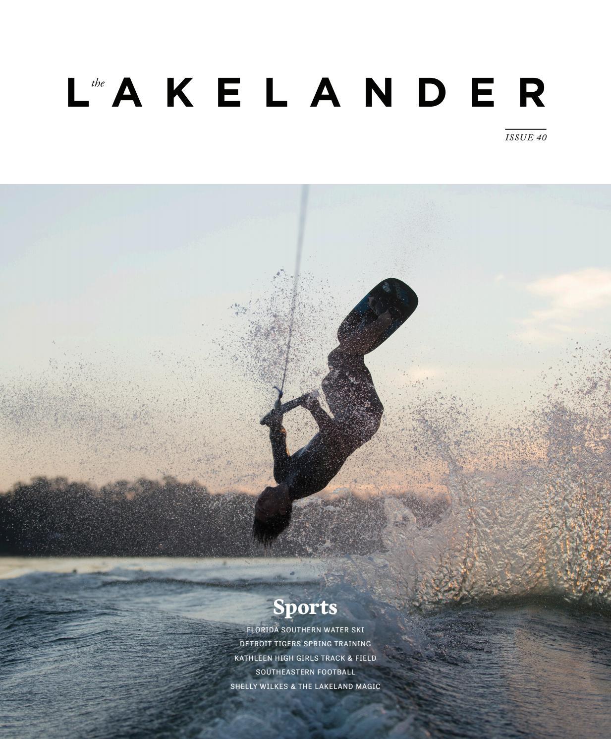 The Lakelander - Issue 40 by The Lakelander - issuu