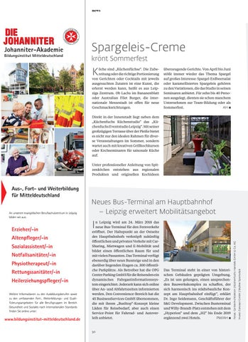 Top Magazin Leipzig Fruhling 2018 By Top Magazin Issuu
