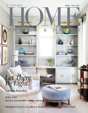 Triangle April May 40 By Home Design Decor Magazine Issuu Classy Home Design Decor Magazine