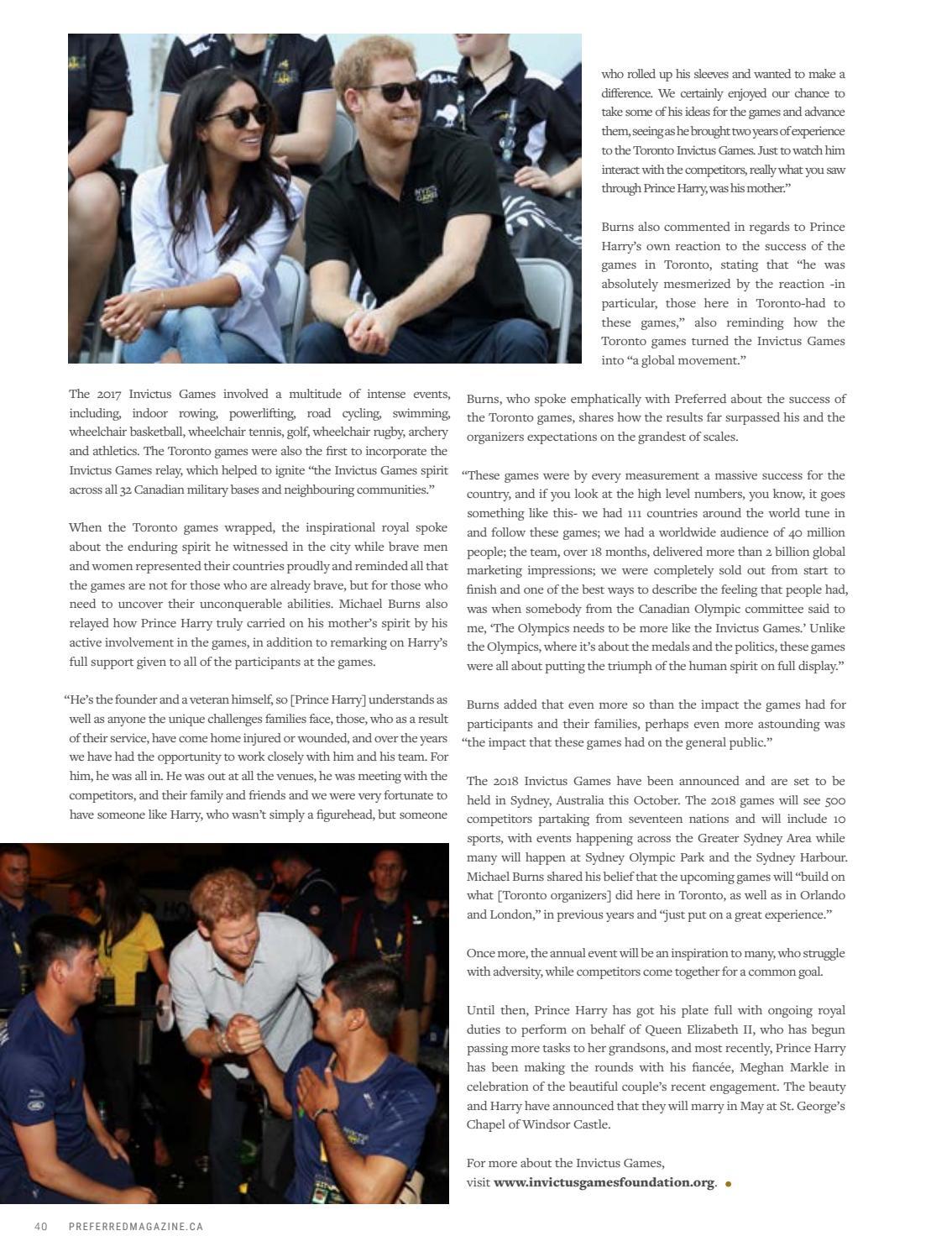 Preferred Magazine - February 2018 by PreferredMagazine - issuu