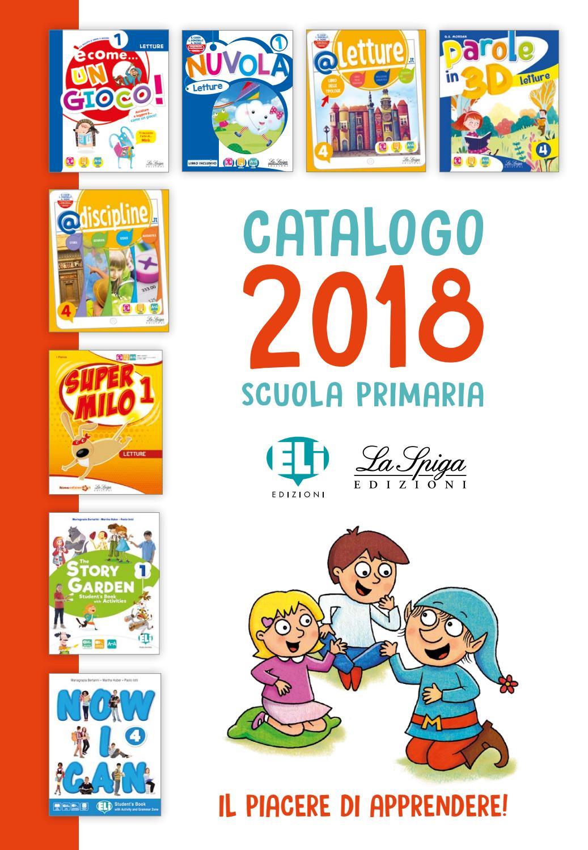 Catalogo primaria 2018 by eli publishing issuu for Catalogo arredi scuola infanzia
