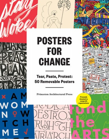 Posters for Change by Princeton Architectural Press - issuu