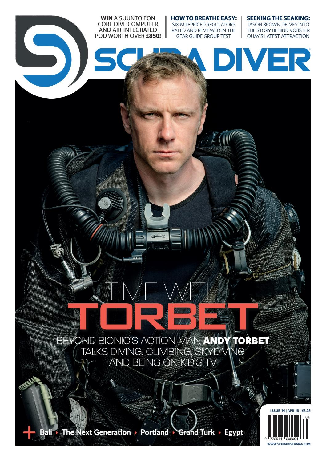 Scuba Diver UK April 18 - Issue 14 by scubadivermag - issuu 07adc3762