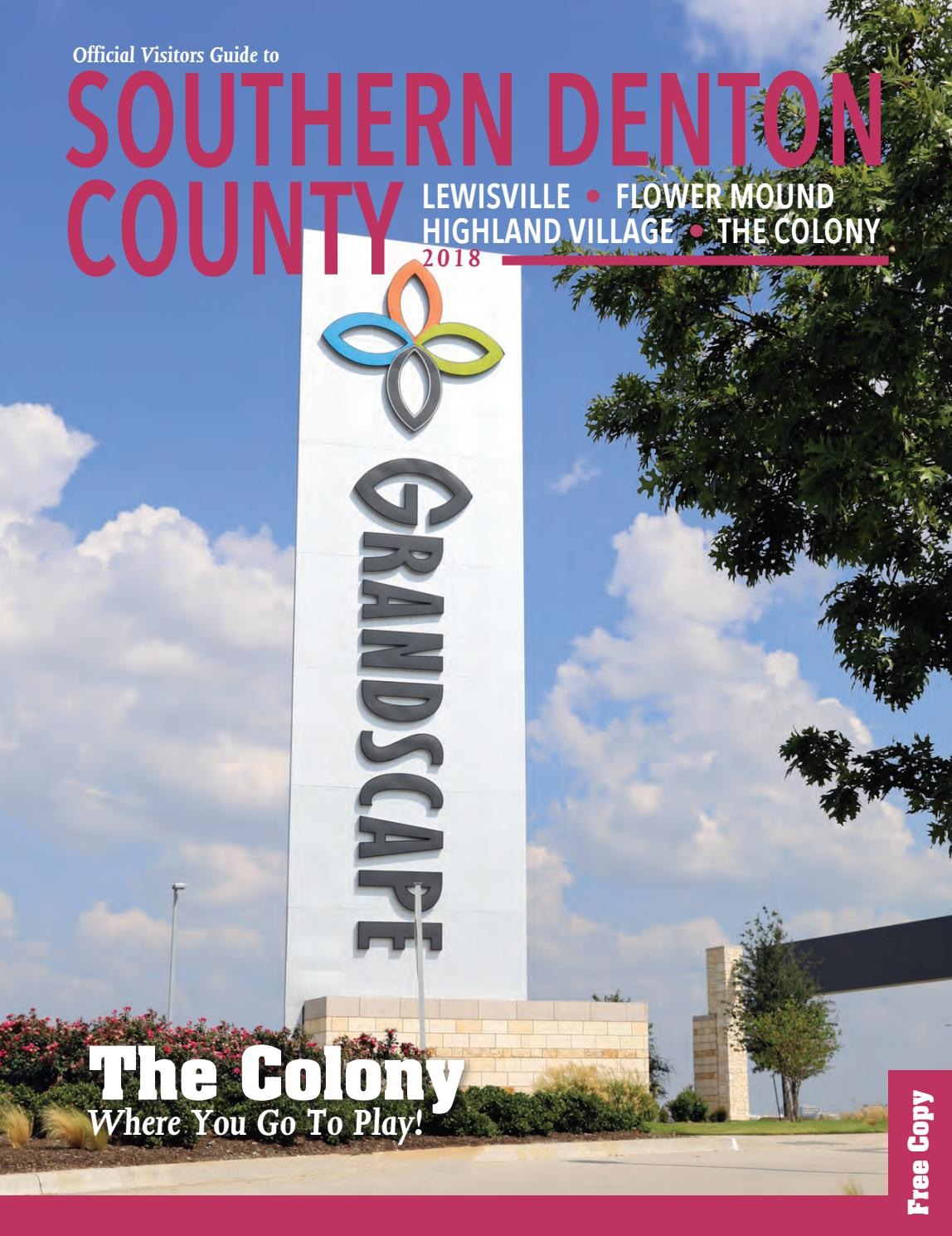 Southern Denton County The Colony By Digital Publisher Issuu