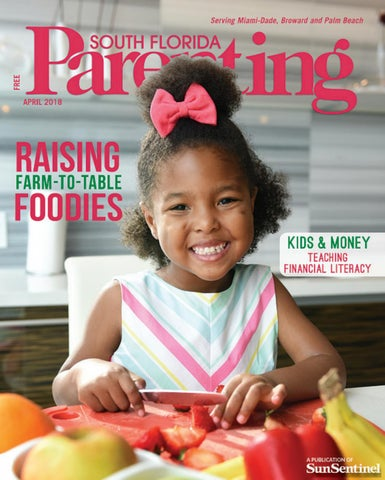 34419fc4a61 South Florida Parenting April 2018 by Forum Publishing Group - issuu
