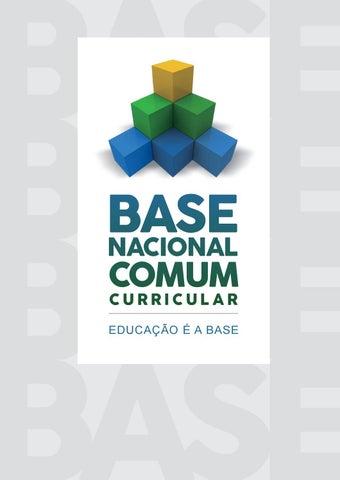 198361c4e6 Base Nacional Comum Curricular