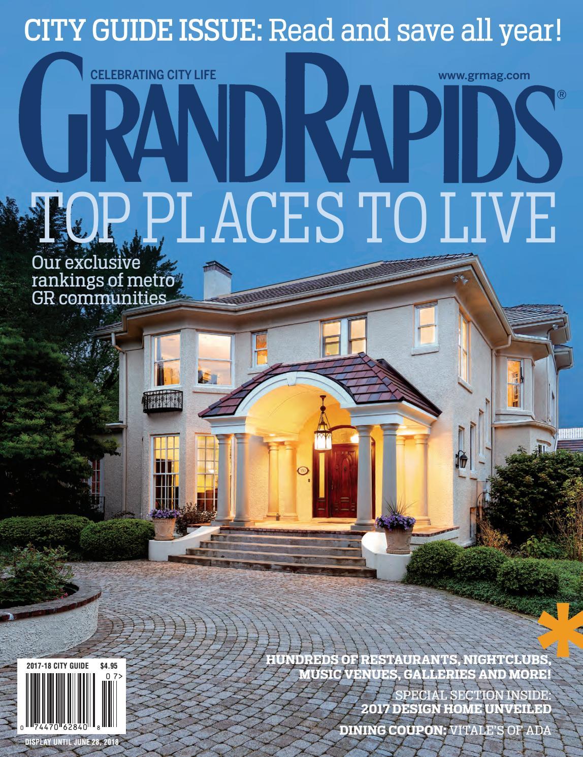 Grand Rapids Magazine - July 2017 by Grand Rapids Magazine - issuu