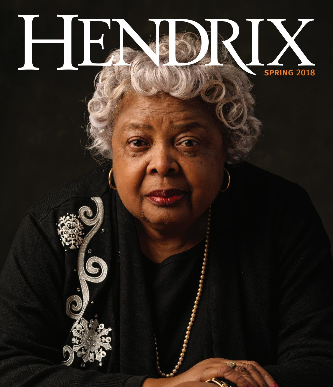 Hendrix Magazine 2018 by Hendrix College - issuu
