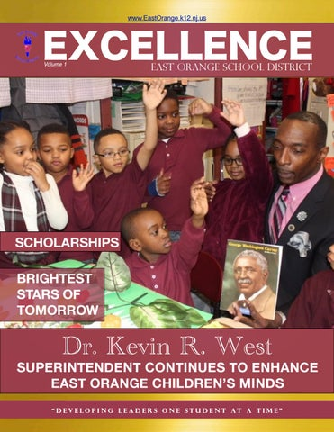 Vol 1 Eoboe Excellence Publication By Eastorangeschooldistrict Issuu