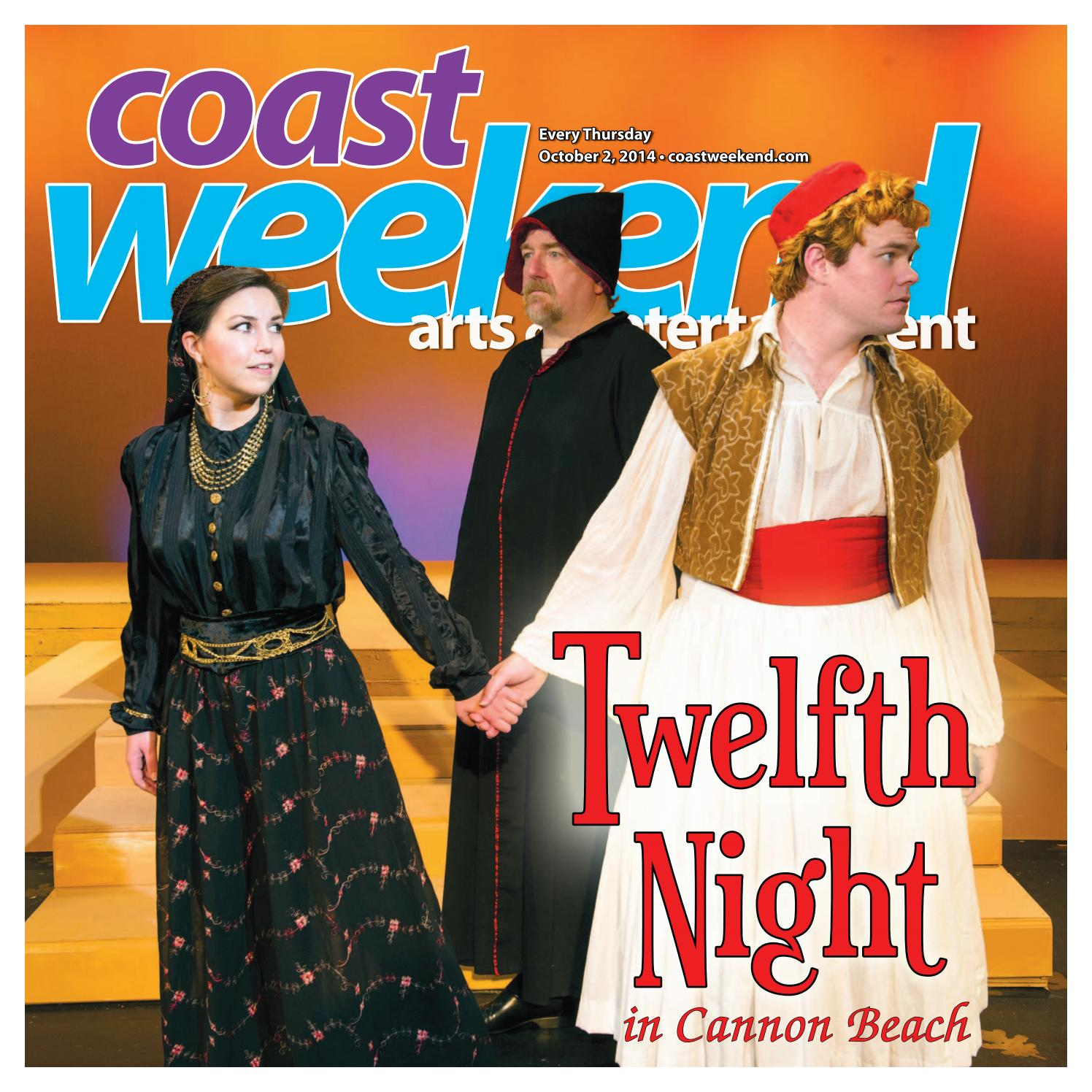 Coast Weekend October 2 2014 By Our Coast Issuu