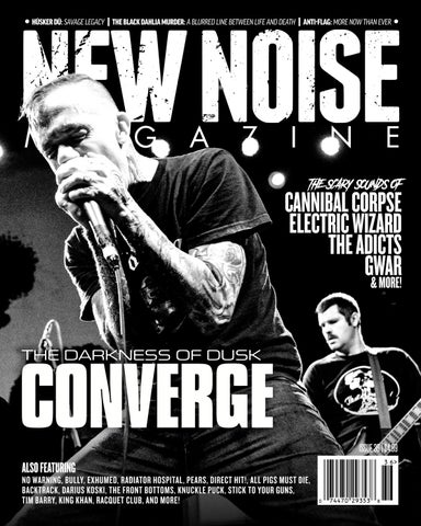New Noise Magazine Issue #36 by New Noise Magazine - issuu