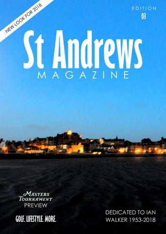 St Andrews Magazine Edition 03 by St Andrews Magazine - issuu ee2952d6b791
