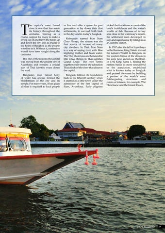 Page 29 of Let's Go, River Life Along The Chao Phraya