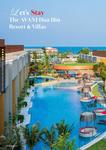 Page 56 of Let's Stay, AVANI Hua Hin Resort & Spa