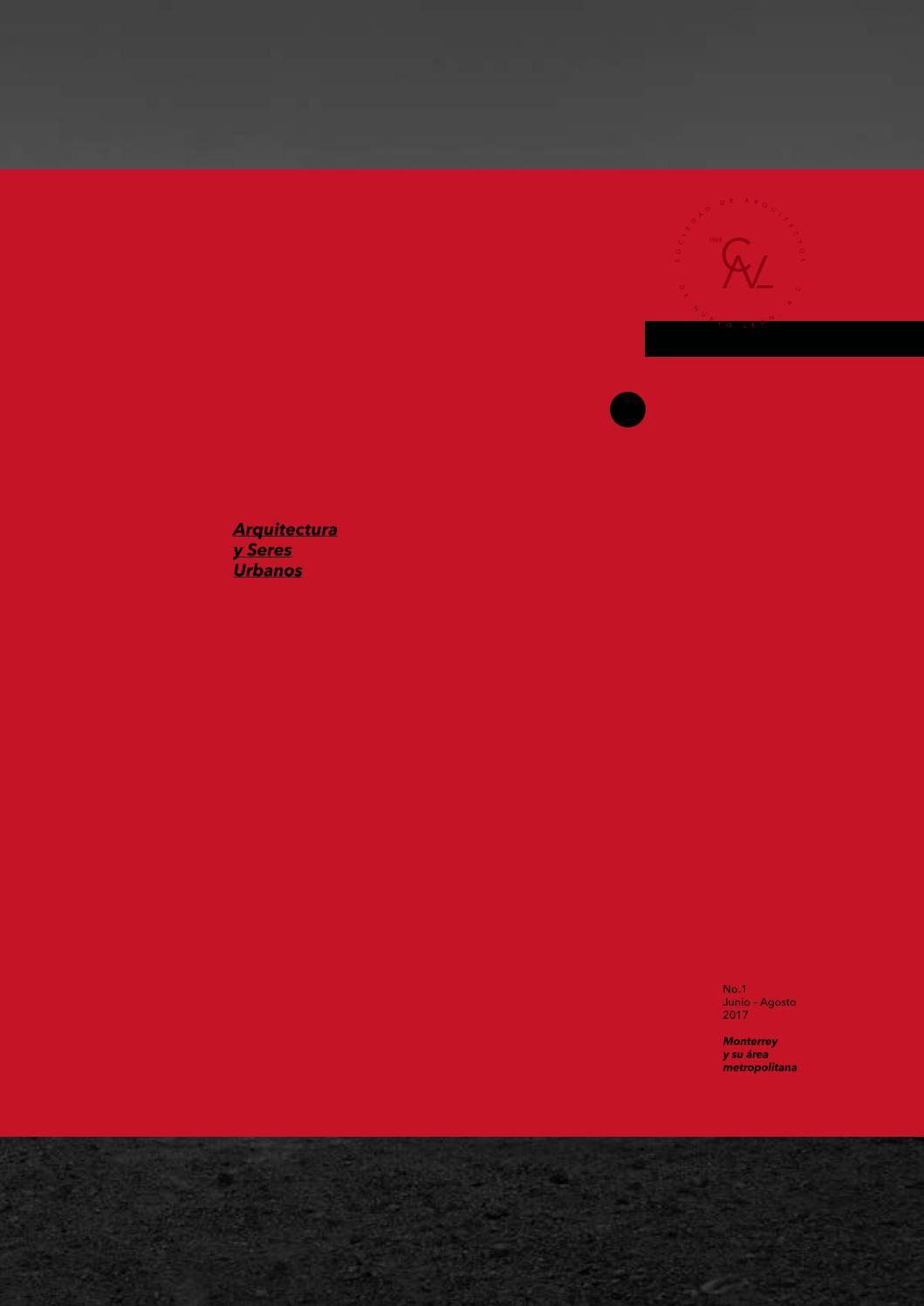 Arquitectura y Seres Urbanos primera edición by Arquitectura y Seres ...